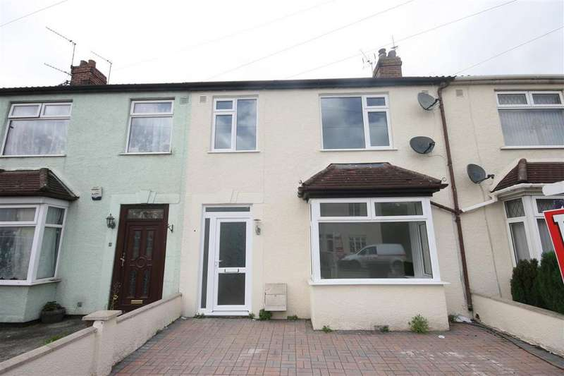 3 Bedrooms Terraced House for sale in Deep Pit Road, SPEEDWELL, Bristol