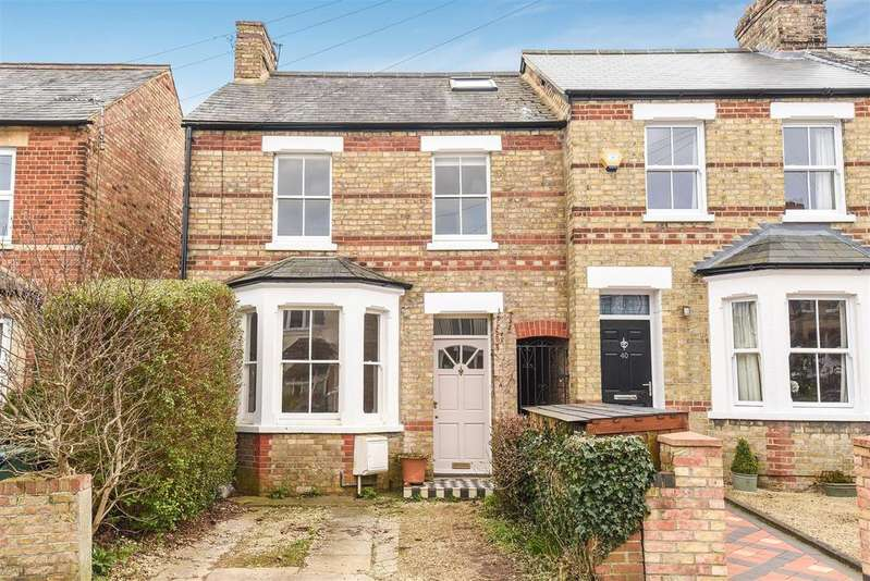 4 Bedrooms End Of Terrace House for sale in Harpes Road, North Oxford