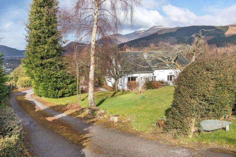 4 Bedrooms Detached House for sale in Nandi Hill, Lonsties, Keswick