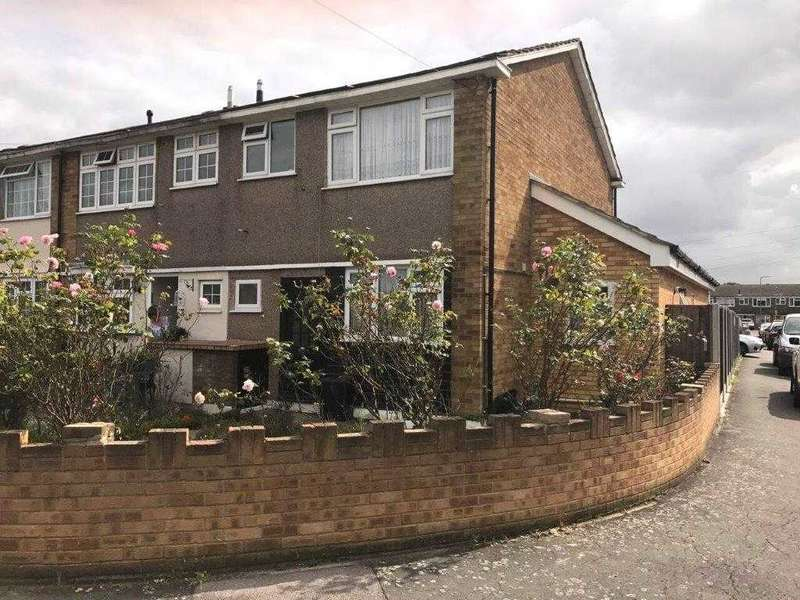 5 Bedrooms End Of Terrace House for rent in Blake Close, Rainham