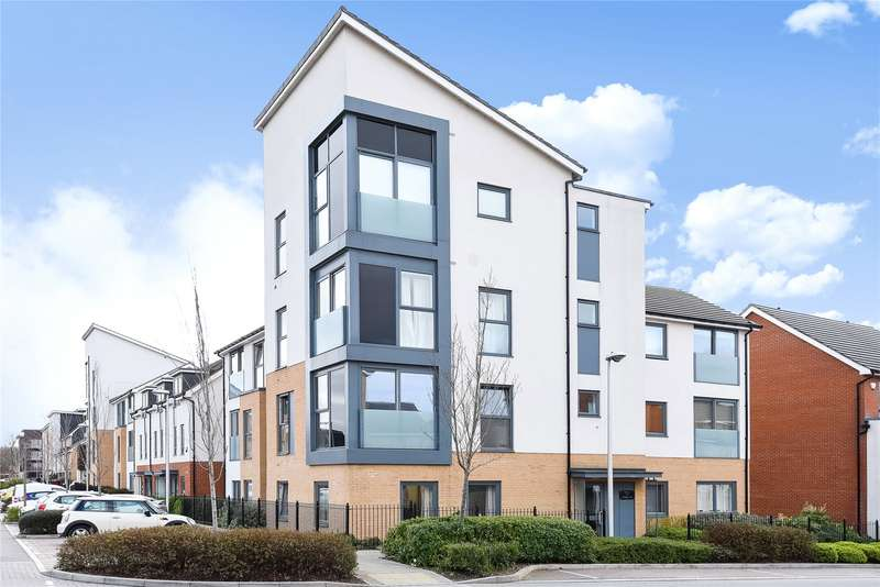 2 Bedrooms Apartment Flat for sale in Midgham Way, Reading, Berkshire, RG2