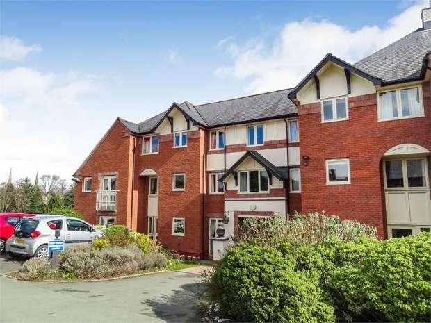 1 Bedroom Flat for sale in Longden Road, Shrewsbury, Shropshire