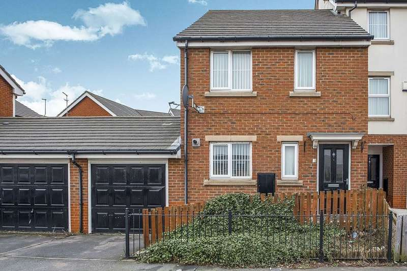 3 Bedrooms Semi Detached House for sale in Robson Street, Liverpool, L5