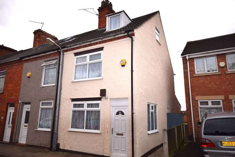 3 Bedrooms Property for sale in Chatsworth Street, Sutton-In-Ashfield, NG17