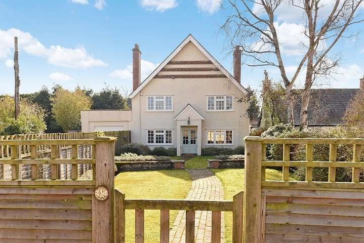 4 Bedrooms Detached House for sale in Martins Lane, Dorchester-On-Thames, Wallingford, OX10