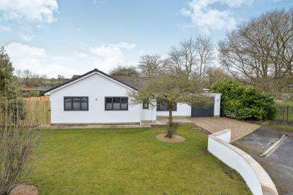 3 Bedrooms Bungalow for sale in South View, Northallerton