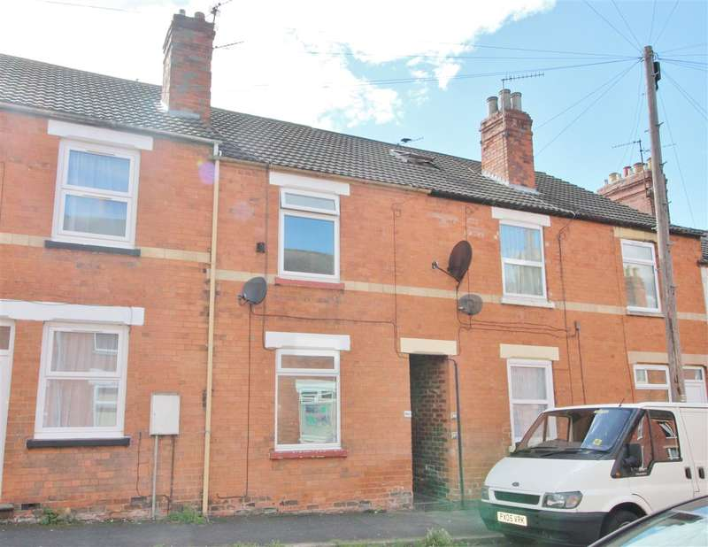 3 Bedrooms Terraced House for sale in Victoria Street, Grantham