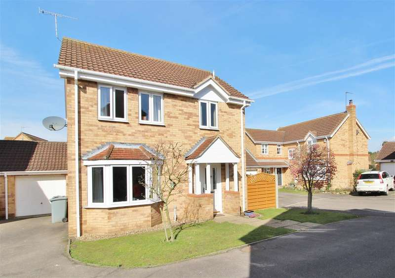 3 Bedrooms Detached House for sale in Mercia Drive, Ancaster, Grantham