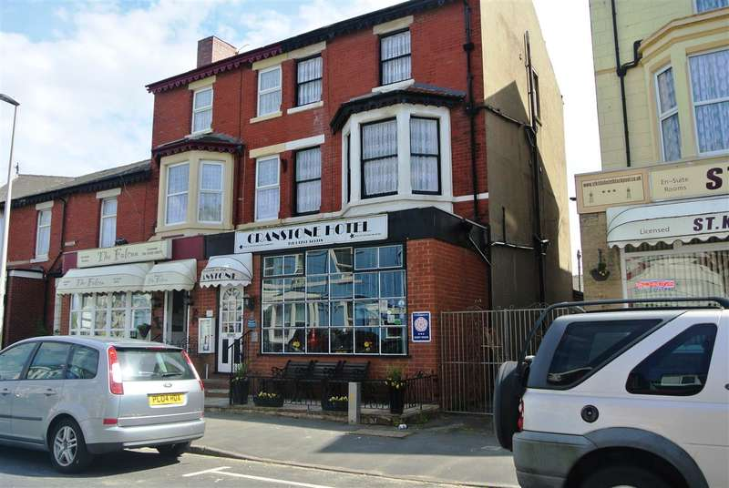 10 Bedrooms Hotel Commercial for sale in Cranstone Guest House, 39 Alexandra Road, Blackpool