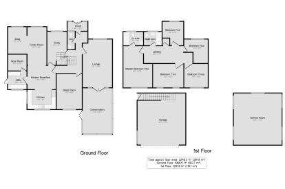 5 Bedrooms Detached House for sale in Stanbrook Way, Yielden, Bedford, Bedfordshire