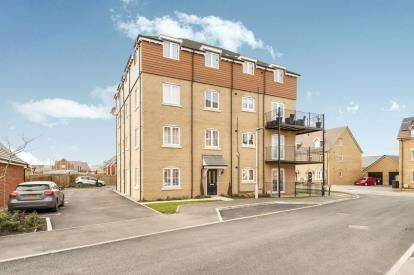 2 Bedrooms Flat for sale in Copia Cresent, Leighton Buzzard, Beds, Bedfordshire