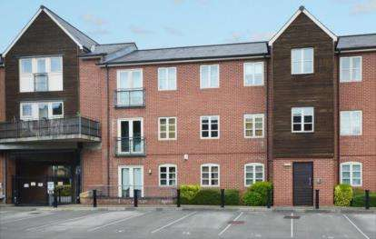 2 Bedrooms Flat for sale in Gibbs Yard, 15 Cross Bedford Street, Sheffield, South Yorkshire