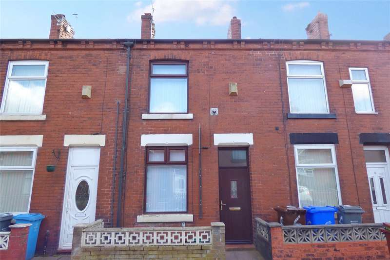 2 Bedrooms Terraced House for sale in Regent Street, Newton Heath, Manchester, M40