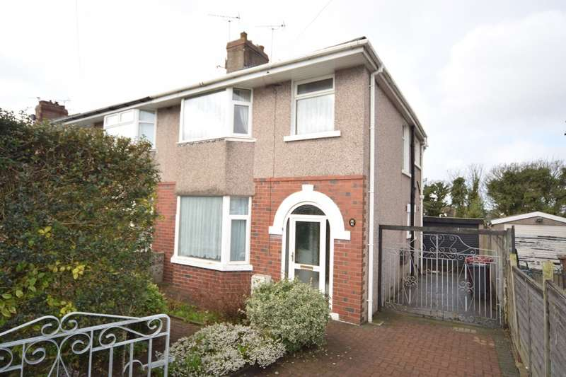 3 Bedrooms Semi Detached House for sale in Yarlside Road, Barrow-in-Furness, Cumbria, LA13 0EX