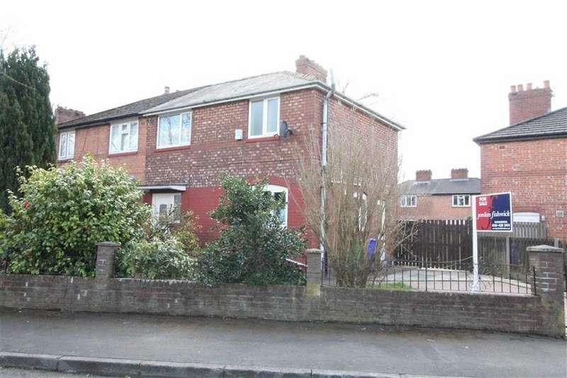 3 Bedrooms Semi Detached House for sale in Mouldsworth Avenue, Withington, Manchester
