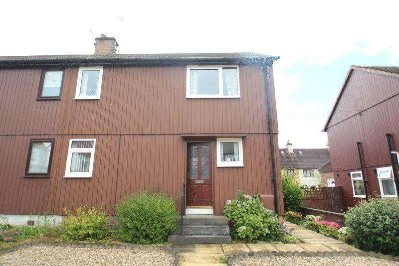 3 Bedrooms Semi Detached House for sale in Lansdowne Crescent, Kincardine