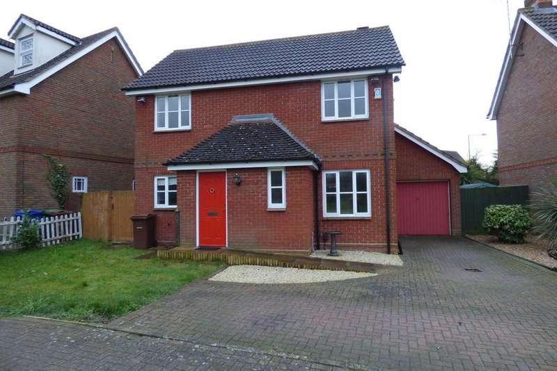 3 Bedrooms Detached House for sale in Laburnum Grove, Brandon Groves, South Ockendon, Essex RM15