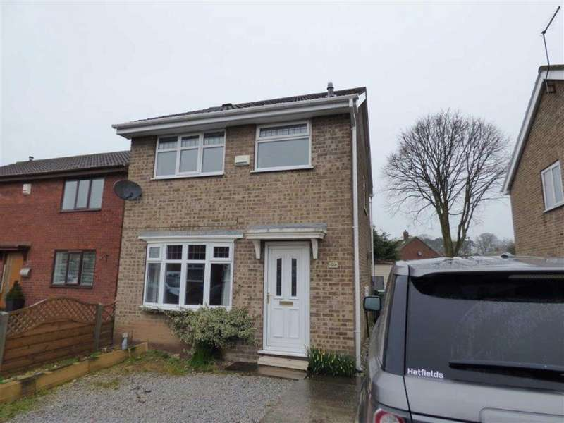 3 Bedrooms Detached House for sale in Beech Avenue, Thorngumbald, East Yorkshire, HU12