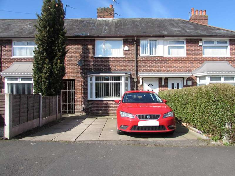 3 Bedrooms Terraced House for sale in Shannon Road, Crossacres, Manchester, M22