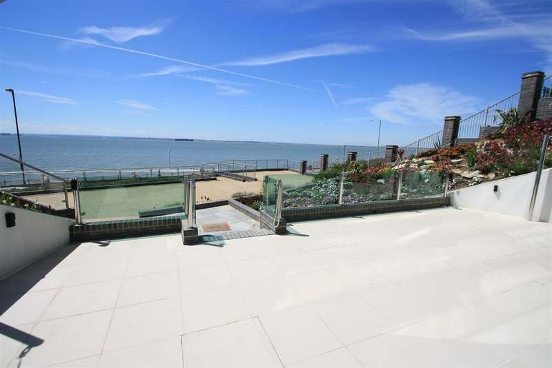 2 Bedrooms Apartment Flat for sale in Beach Apartment, Crowstone Court, Westcliff Esplanade
