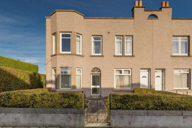 3 Bedrooms Ground Flat for sale in 1 Sydney Place, Edinburgh, EH7 6SY