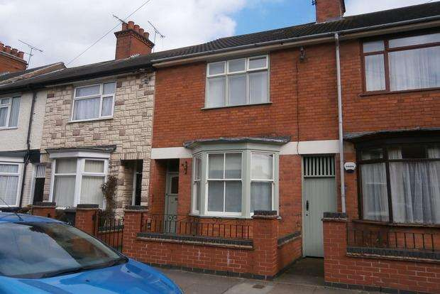 4 Bedrooms Terraced House for sale in Freeman Road North, Leicester, LE5