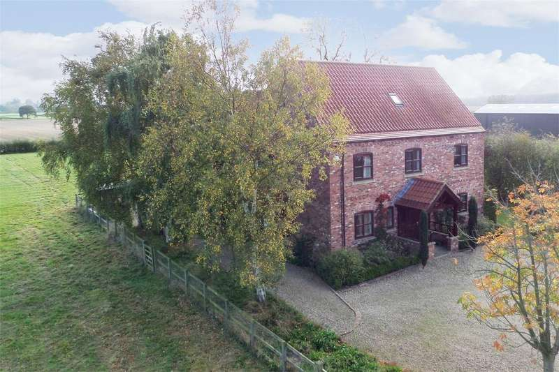 6 Bedrooms Detached House for sale in The Furrows, Low Catton, York