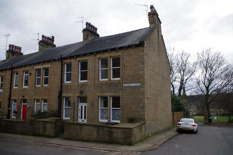 4 Bedrooms End Of Terrace House for sale in Beverley Place, Akroyden, Halifax HX3