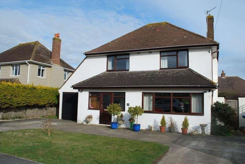 4 Bedrooms Detached House for sale in Southdean Close, Middleton on Sea, Bognor Regis, PO22