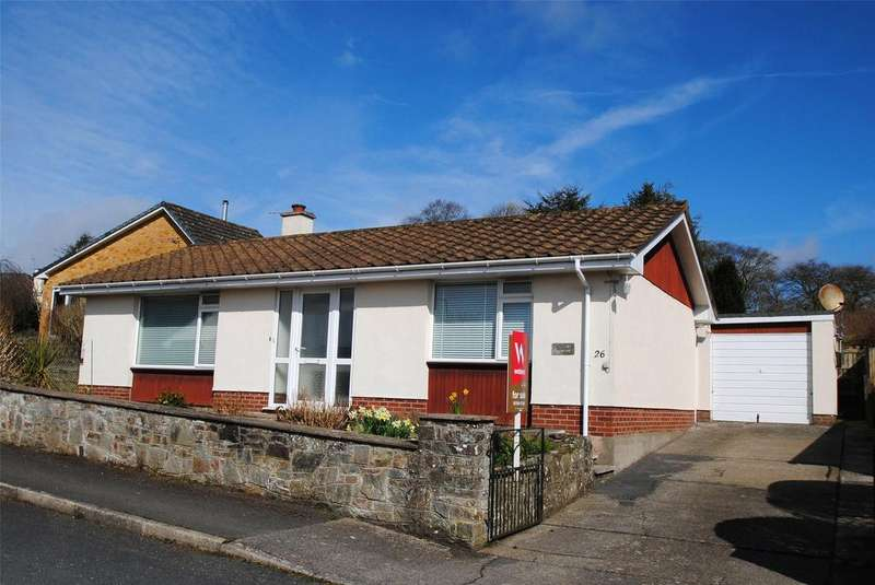2 Bedrooms Detached Bungalow for sale in Winston Park, South Molton