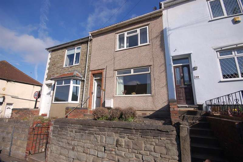 2 Bedrooms Terraced House for sale in Bell Hill Road, St George, Bristol BS5 7LY