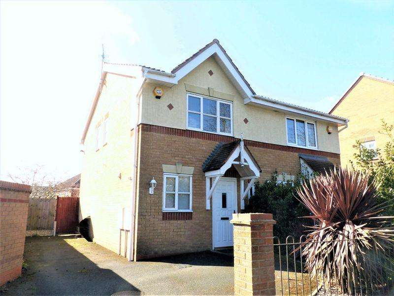 2 Bedrooms Semi Detached House for sale in Westmead Crescent, Birmingham