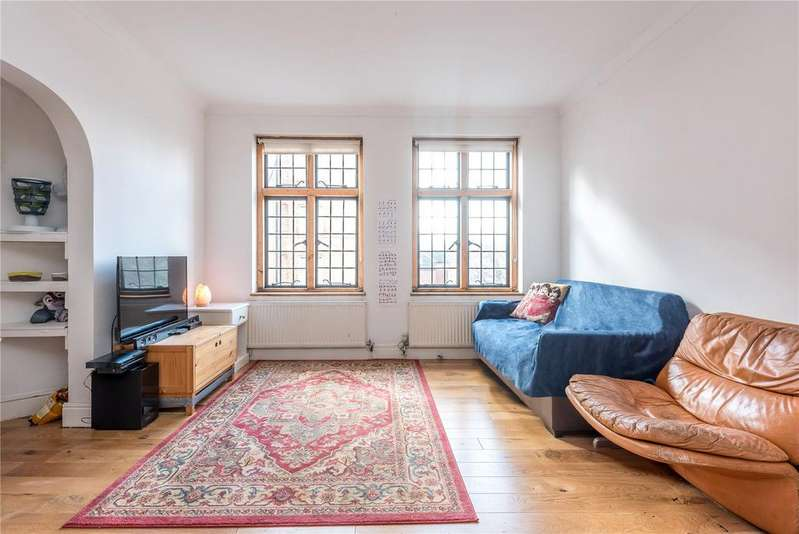 2 Bedrooms Flat for sale in Flower View Apartments, 109A Columbia Road, Columbia Road, London, E2