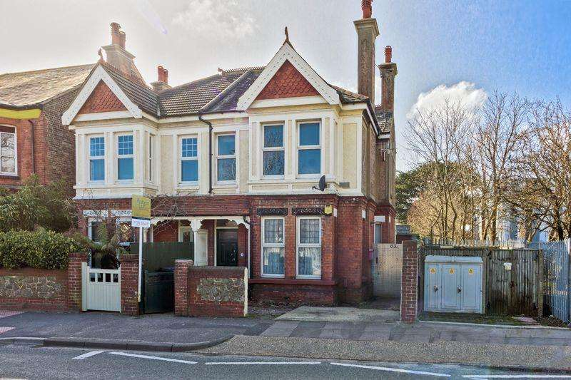 2 Bedrooms Flat for sale in Broadwater Road, Worthing