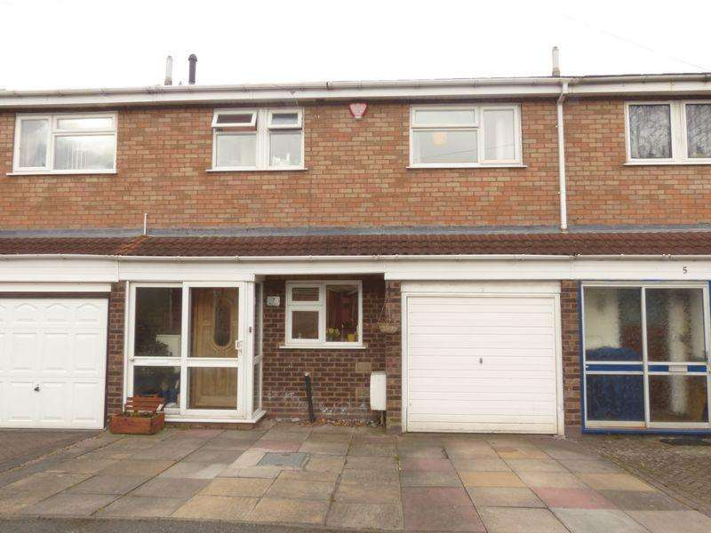 3 Bedrooms Terraced House for sale in Mayfair Close, Birmingham