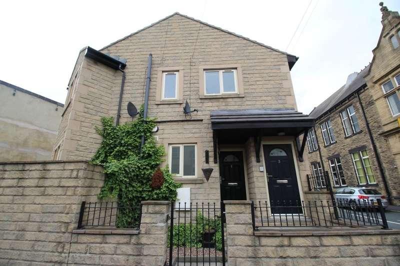 1 Bedroom Flat for rent in Chapel Mews Brooke Street, Heckmondwike, WF16