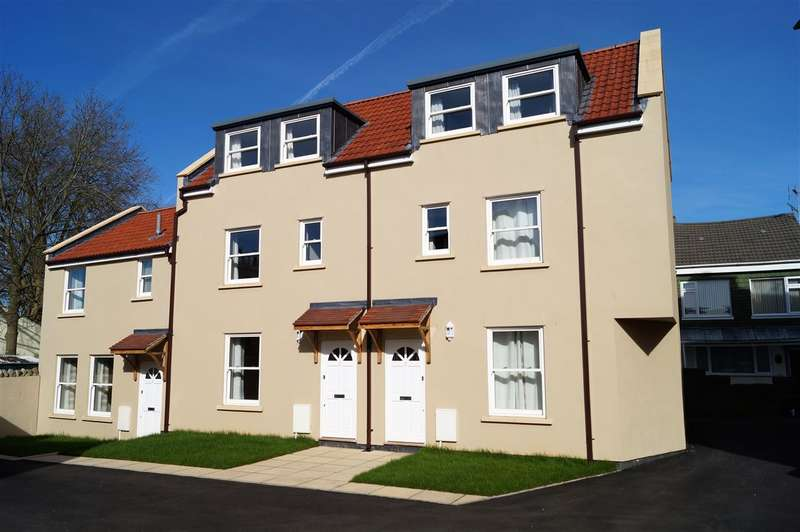 3 Bedrooms Terraced House for rent in Park View Close, St. George, Bristol