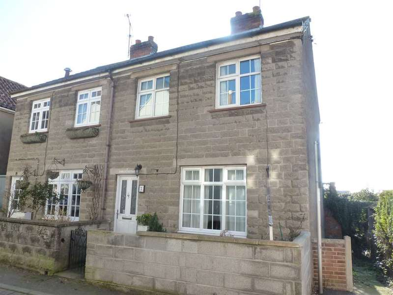 3 Bedrooms Cottage House for sale in Jubilee Cottages, Meadow Street, Axbridge