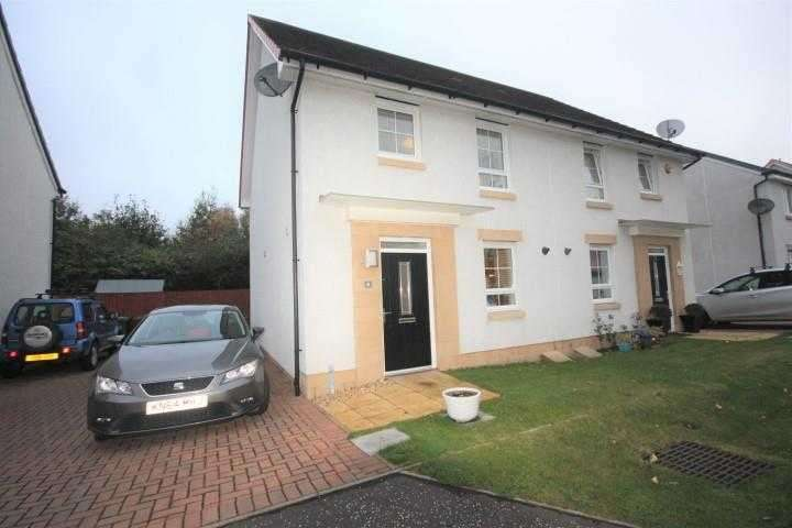 3 Bedrooms Semi Detached House for sale in Fairfield Park, Monkton