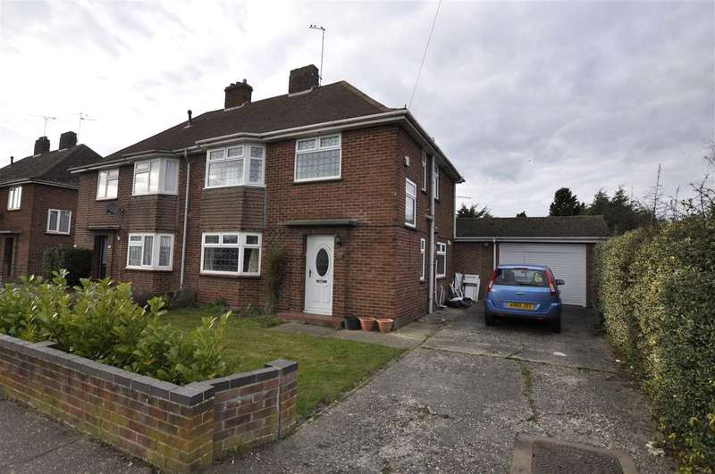 3 Bedrooms Semi Detached House for sale in Melbourne Avenue, Chelmsford