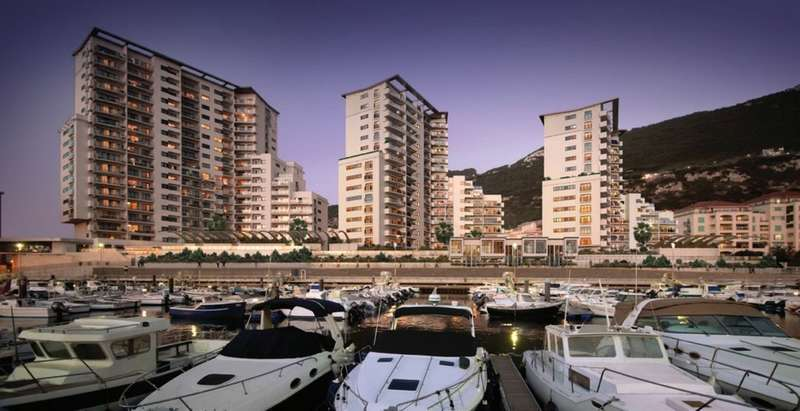 1 Bedroom Apartment Flat for sale in QUAY 29