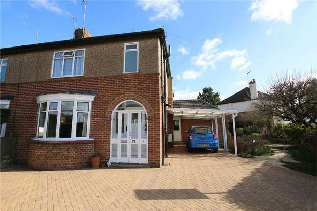 5 Bedrooms Semi Detached House for sale in 24 Kent Road, King's Lynn