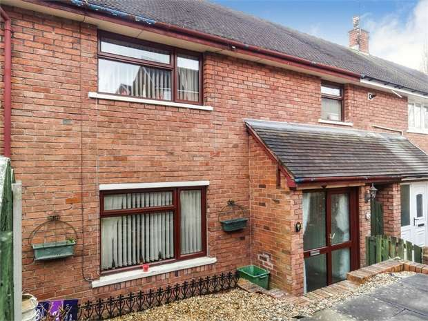 3 Bedrooms Terraced House for sale in Bryn Awel, New Broughton, Wrexham