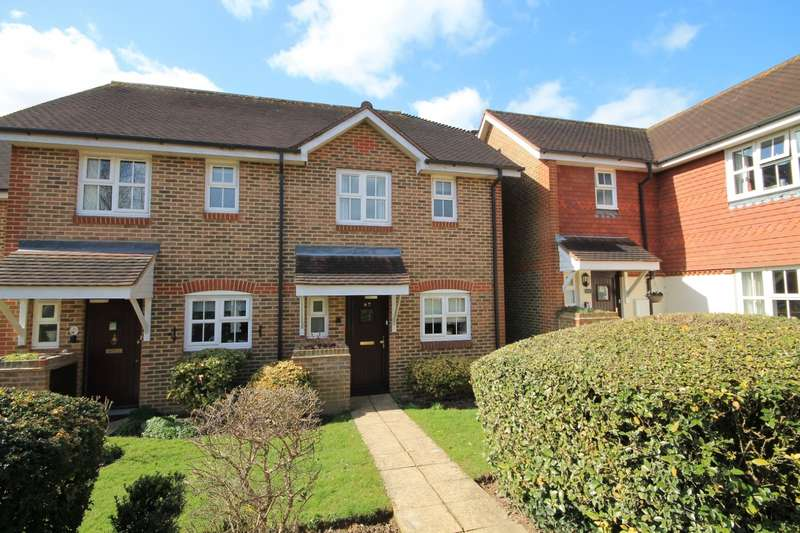 2 Bedrooms Retirement Property for sale in Rosehill, Billingshurst, RH14