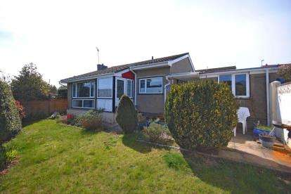 2 Bedrooms Bungalow for sale in Sidmouth, Newton Poppleford, Devon