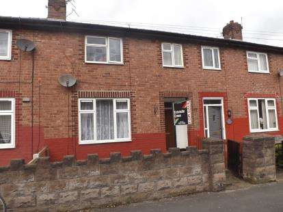 3 Bedrooms Terraced House for sale in Evelyn Street, Warrington, Cheshire, WA5
