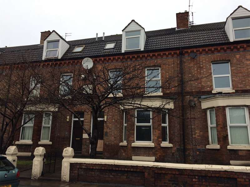 4 Bedrooms Terraced House for sale in Gordon Road, Liverpool, Merseyside, L21