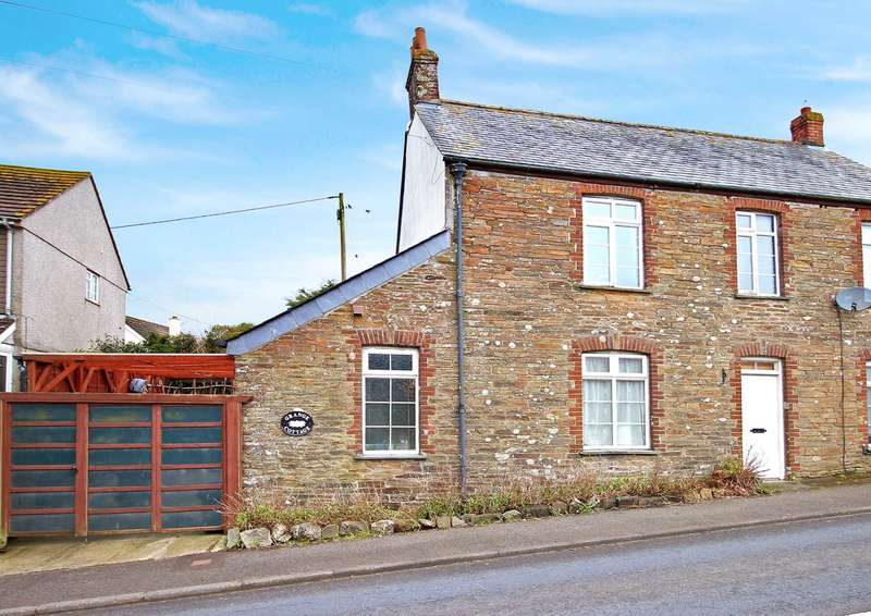 2 Bedrooms Cottage House for sale in Summerlane, Pelynt