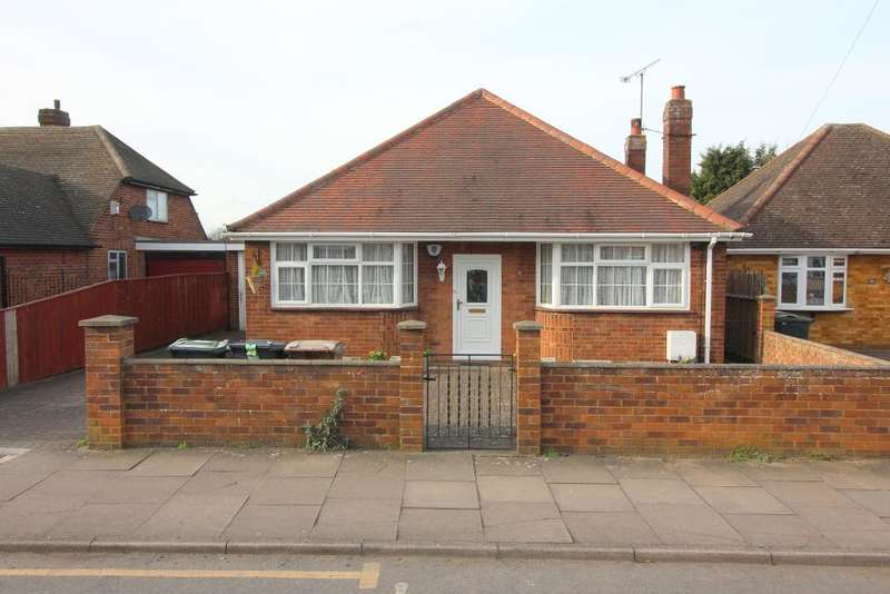 3 Bedrooms Bungalow for sale in Onslow Road, Luton, Bedfordshire, LU4 9AJ