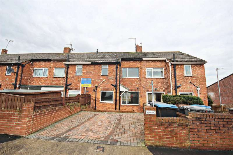 3 Bedrooms Terraced House for sale in Heath Close, Bowburn